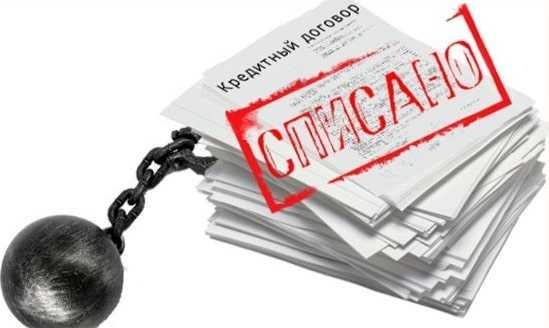 Заявление о списании кредита военнослужащий