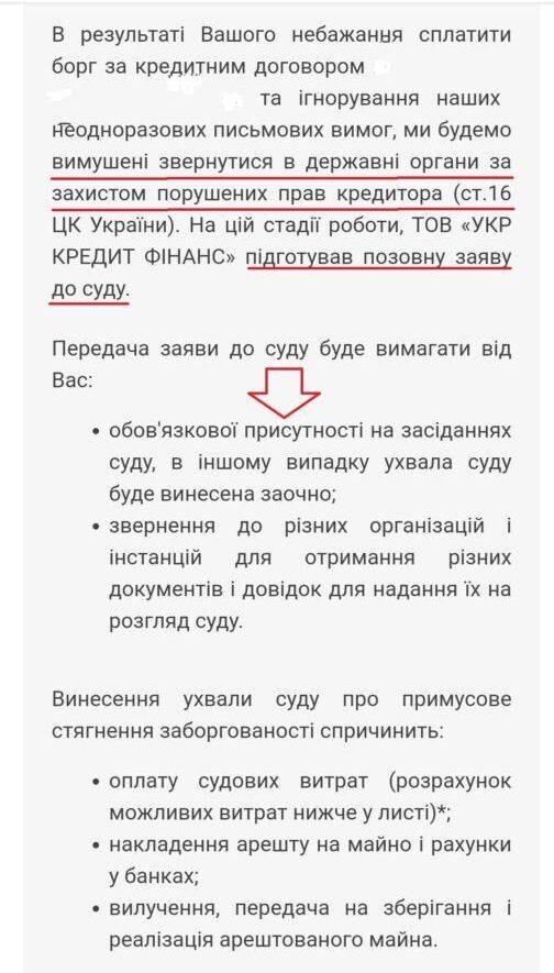 Суд Кредит Касса