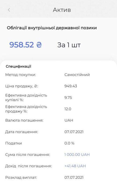 Стоимость ОВГЗ