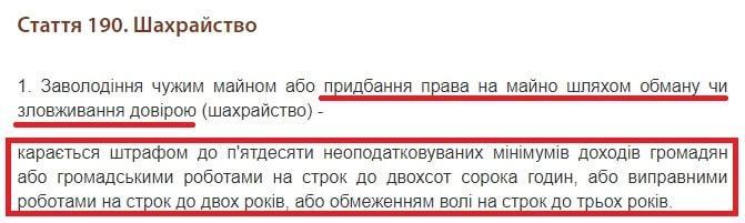 190 ККУ МФО